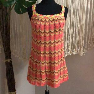 Hazel Knit Dress 100% Cotton